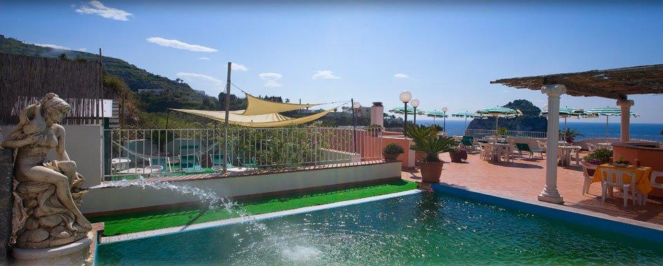 Hotel Sant'Angelo - Piscina Scoperta